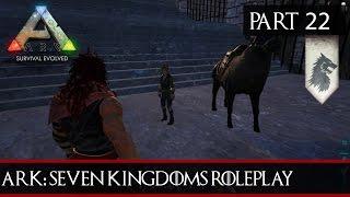 ark seven kingdoms roleplay 22 speaking with vesper