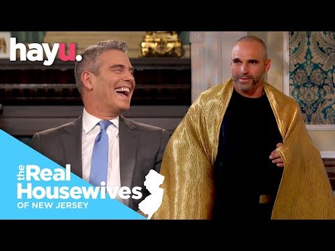 Joe Gorga Reveals His Hilarious Tagline | Season 9 | Real Housewives of New Jersey