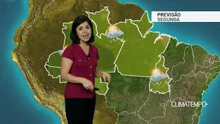 Previsão Norte – Tempo instável no AM, AC e RO