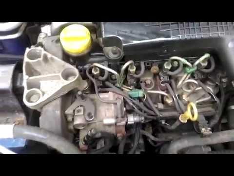 Genialny Klekot awarii wtryskiwaczy Dacia Renault 1.5 DCI - YouTube UP34