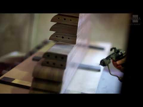 PARRA Процесс производства мебели из шпона