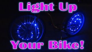 Light Up Your Bike!