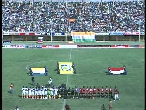 Niger-Egypte First half 35'