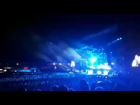 Así vibró Viveiro durante el concierto de Scorpions