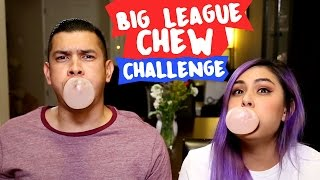 BIG LEAGUE CHEW BUBBLE CHALLENGE