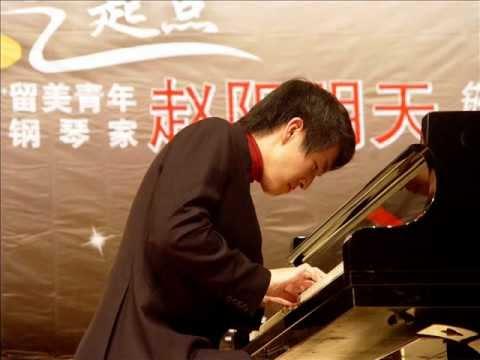 Zhao Yang Ming Tian plays Hungarian Rhapsody No.6 by F. Liszt