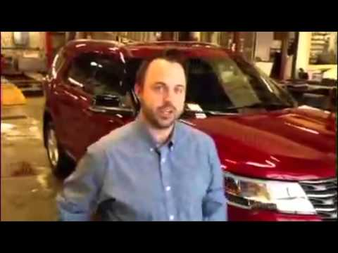 Go Auto Car a day Giveaway Day 23 : 2016 Ford explorer