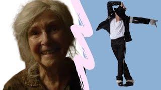 Бабка из трейлера Оно 2 танцует лунную дорожку Майкла Джексона | It 2 - trailer