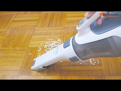 Black and Decker Dustbuster CHV1510 15.6v Review