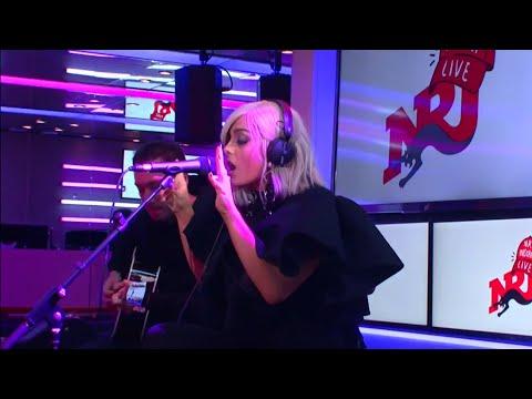 Bebe Rexha - I'm a Mess (Acustic Live NJR France)