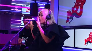 Bebe Rexha - I'm a Mess (Acustic Live NRJ France)