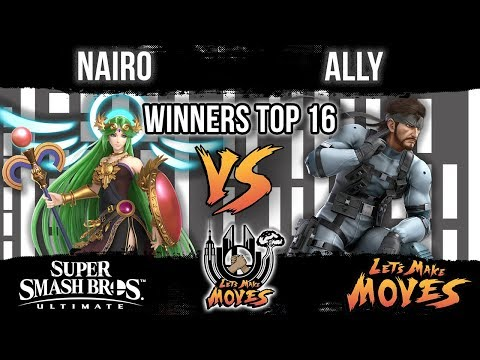 Nairo vs Ally - Let's Make Moves - Ultimate Winners Round of 16