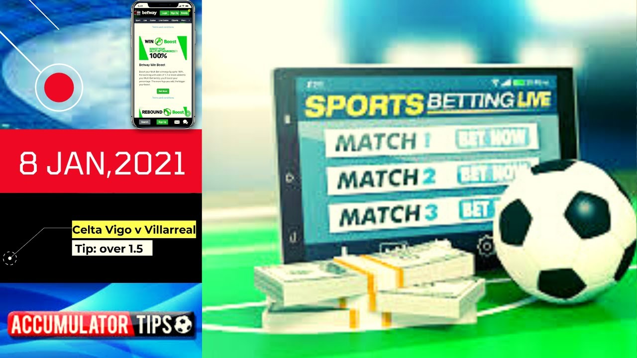 Betting tips football accumulator bets what channel is bet on directv