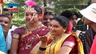Non Stop Marathi Koligeet - Jagdish Patil - Shalu Cha Haldila Pora Hi Nachtan Part 2