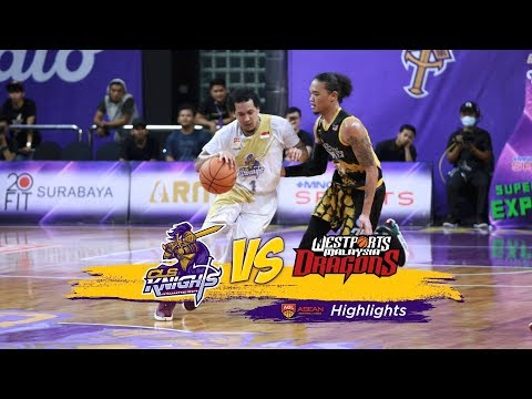[ Special Highlights ] CLS Knights Indonesia vs Malaysia Dragons
