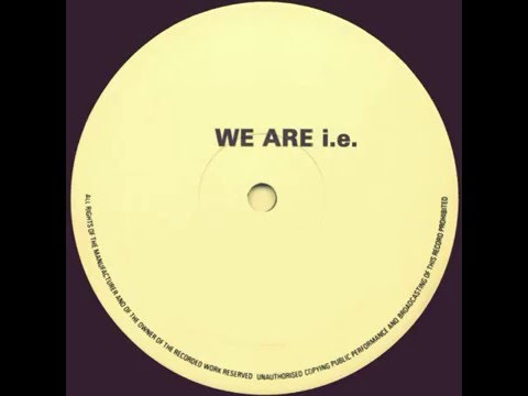 Lennie De Ice - We Are I.E. [Original Mix] (1991)