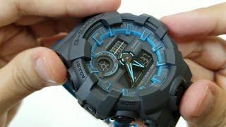 G-shock watch GA-700SE-1A2DR unboxing