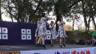 丸亀城グルメフェスターできみともキャンディがミニライブを披露ご覧あれ!