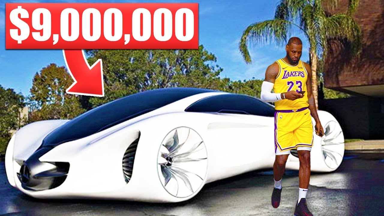 12 Items Lebron James Owns That Cost More Than Your Life