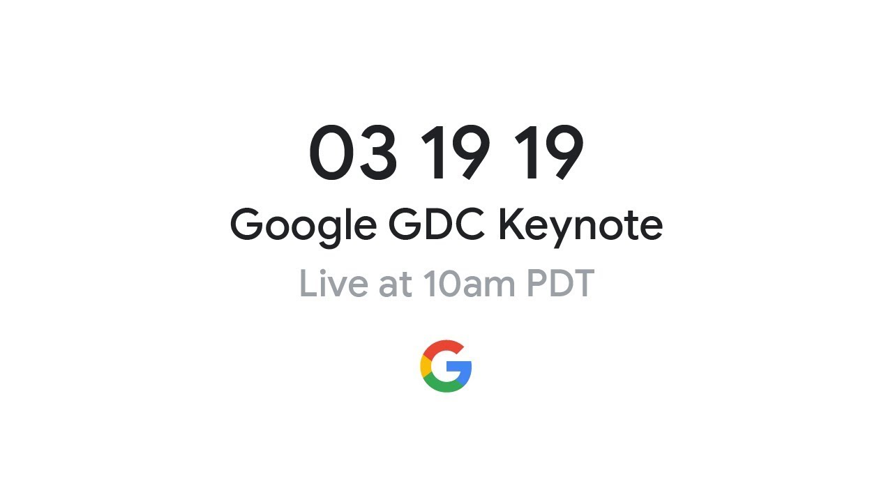 All the News From the Google Stadia GDC Announcement