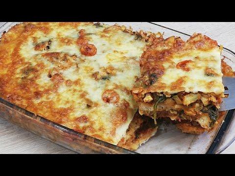 ramadan-2020-lasagne-de-pain-de-mie-gratinÉe-trop-facile-(cuisine-rapide)