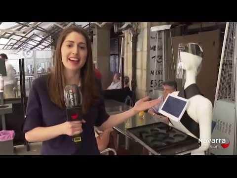 Robot Alexia -