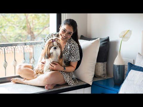 Actor Sumona Chakravarti embraces single living in her new Mumbai home