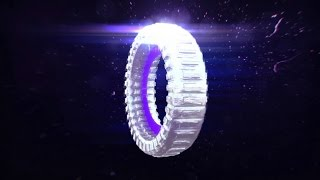 3D Ring Intro Template #34 Sony Vegas