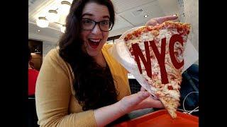 NYC Pizza - Patsy's, Grimaldi's, Lombardi's, Artichoke and much more!