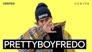 "Prettyboyfredo ""Aint Nothing"" Official Lyrics & Meaning 