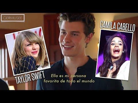 Shawn Mendes habla de Taylor Swift y Camila Cabello [Entrevista 2018] (Subtitulada)