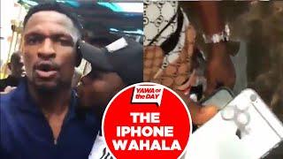 The iPhone Wahala; Dem Take Do Chairman 😂😂😂😂