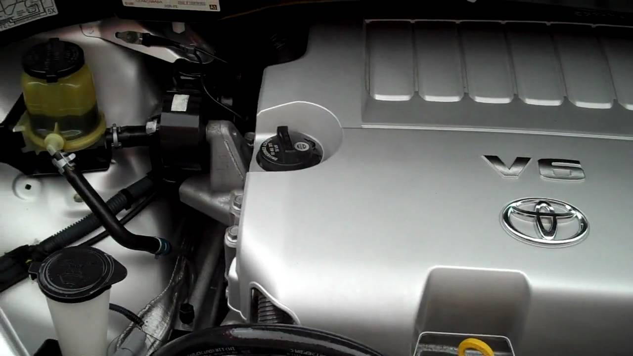 Service Manual  Replace A Thermostat On A 2009 Toyota