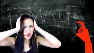 FEMALE HATING FEMINISTS!