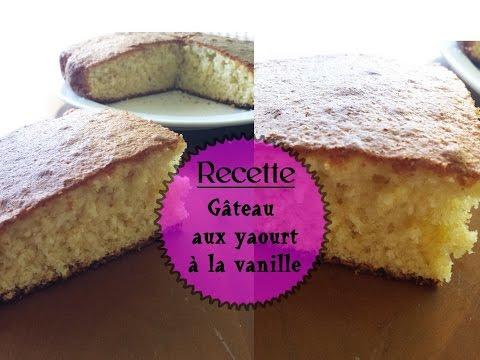 recette-:-gâteau-au-yaourt-à-la-vanille