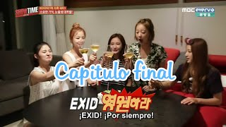 EXID Showtime| Episodio 8, sub español