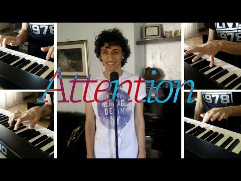Attention - Charlie Puth (Cover by Vincenzo Belfiore)