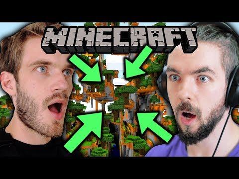 we-found-the-craziest-world-in-minecraft!---minecraft-w/-jack---part-1