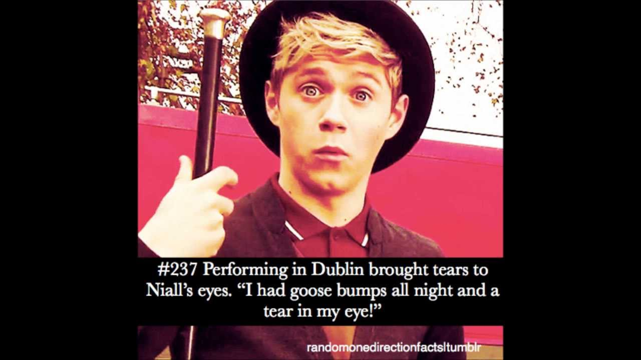 Niall Horan Facts & Quotes Part 2 - YouTube