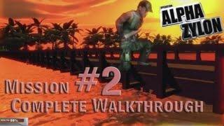 Operation: Alpha Zylon PC/Steam Walkthrough Mission 2