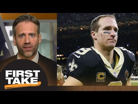 Max on if Drew Brees should test free agency: Absolutely not | First Take | ESPN