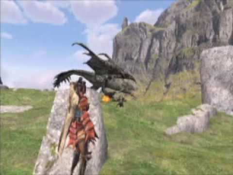Monster Hunter E3 2003 Trailer