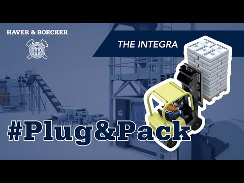 INTEGRA® ISF1 FFS Edition - Plug & Pack Your Granules In PE Bags