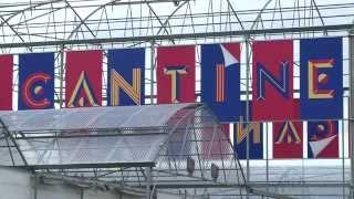 """Les """"Papas"""" décorent la Cantine du Voyage à Nantes"""