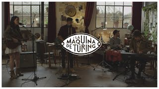 La Maquina de Turing - Su Lugar Ft. Llorente & Davo (Live Session) | Novocaïne (for the Soul)