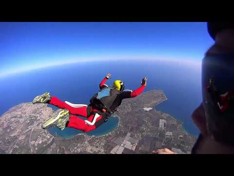 GoPro: My Accelerated freefall course