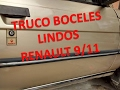 Truco Boceles Lindos como Nuevos Renault 9