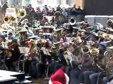 Denver Tuba Christmas - YouTube