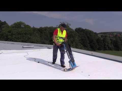 FATRAFOL roof waterproofing system