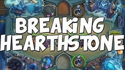 The Most Broken Hearthstone Bug Ever | Breaking Hearthstone